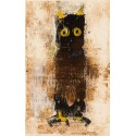 """Project for the tapestry """"The Owl"""", 1970"""