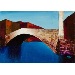 Bridge at Venice, 1983/1984
