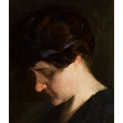 Portrait of a Woman, 1925