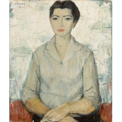 Portrait of a Woman, 1963