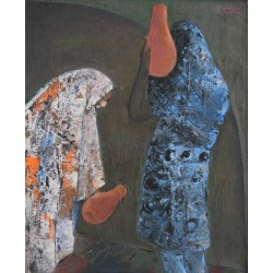 Women with Jugs, 1996