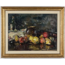 Still Life with Fruits, 1954